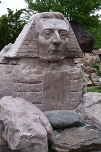 Joseph Smith - The LDS Church Founder as a Sphinx