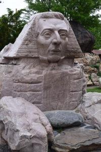 Joseph Smith - The LDS Church Founder as a Sphinx